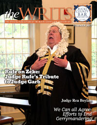 the WRITS Summer 2017
